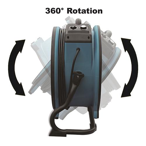 X-41ATR-360-Rotation