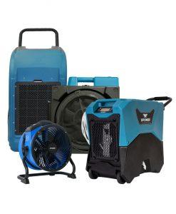 Equipos para el cuidado del aire