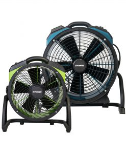 Ventilation and Temperature Control
